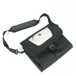 init messenger laptop bag